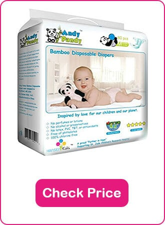 Andy Pandy Disposable Diapers - The 9 Best Disposable Diapers (2020 Reviews)