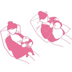 Biological positions 300x300 - Breastfeeding Positions for a Successful Start