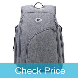 Ecosusi Fully Opened Backpack Diaper bag