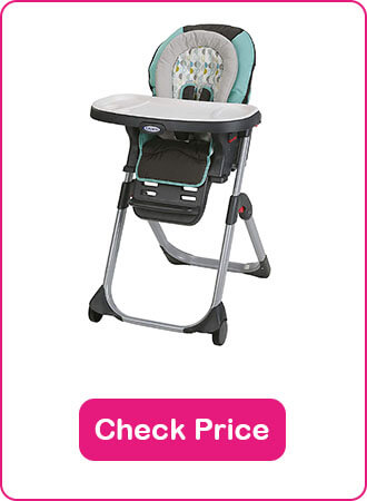 Graco Duo Diner Highchair - The 6 Best Folding High Chairs to Keep Your Baby Safe in 2020