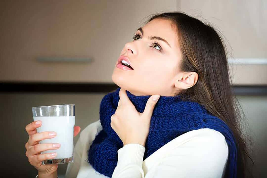 How to Safely Treat a Sore Throat During Pregnancy