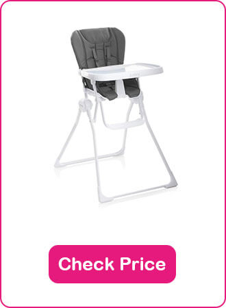 JOOVY Nook High Chair - The 6 Best Folding High Chairs to Keep Your Baby Safe in 2020