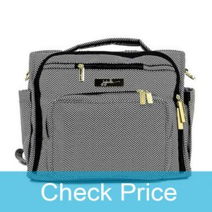 JuJuBe BFF Convertible Backpack Diaper Bag
