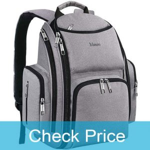 Mancro Diaper Bag Backpack 300x300 - What are The Best Backpack Diaper Bags: Why & How to Pick