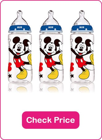 Nuk Disney Bottle - The 10 Best Baby Bottles You Should Know In 2020