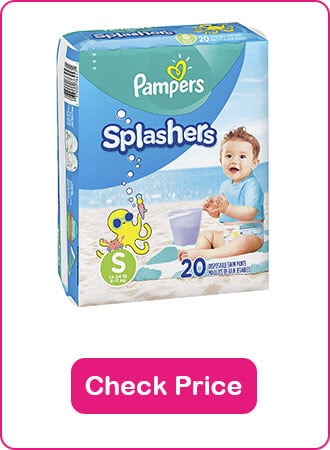 Pampers Splashers Diapers - The 9 Best Disposable Diapers (2020 Reviews)