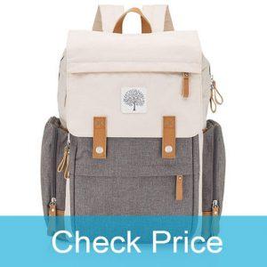 Parker Baby Co Backpack Diaper Bag