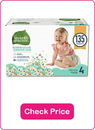 Seventh Generation Diapers - The 9 Best Disposable Diapers (2020 Reviews)
