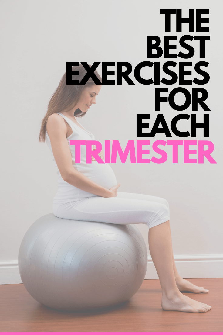 The Best Exercises for Each Trimester