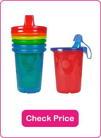 The First Years Spill Proof Sippy Cup - The 10 Best Sippy Cups Of 2020 - The Expert Guide